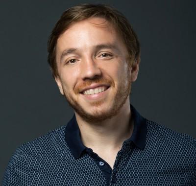 Portrait de Laurent Cousin