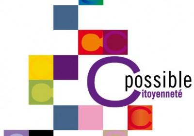 Visuel avec le logo de Citoyenneté Possible